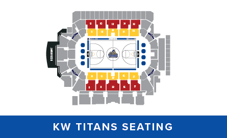 KW Titans seating chart