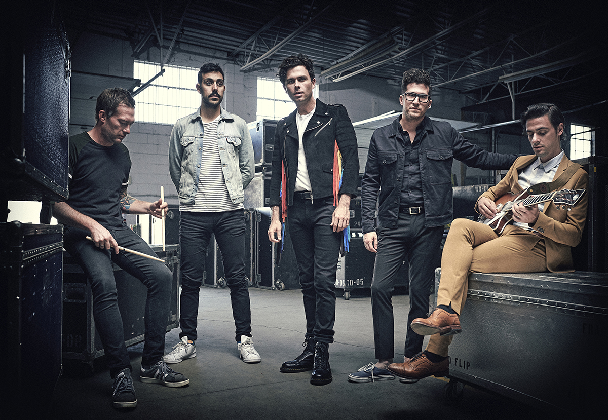 Arkells_band photo