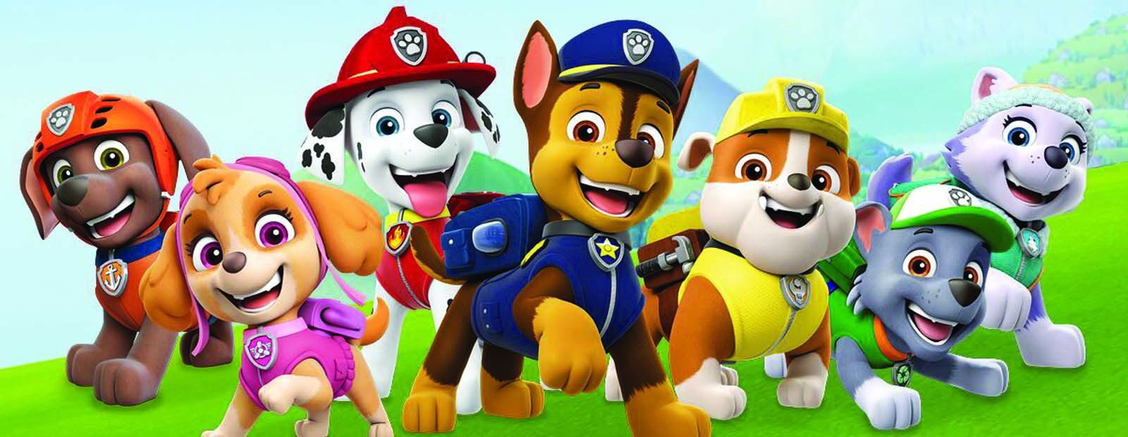 PAW Patrol friends