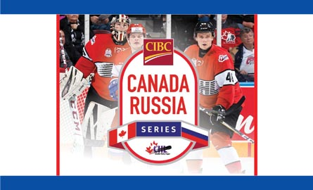 Canada vs Russia Hockey Series - CHL