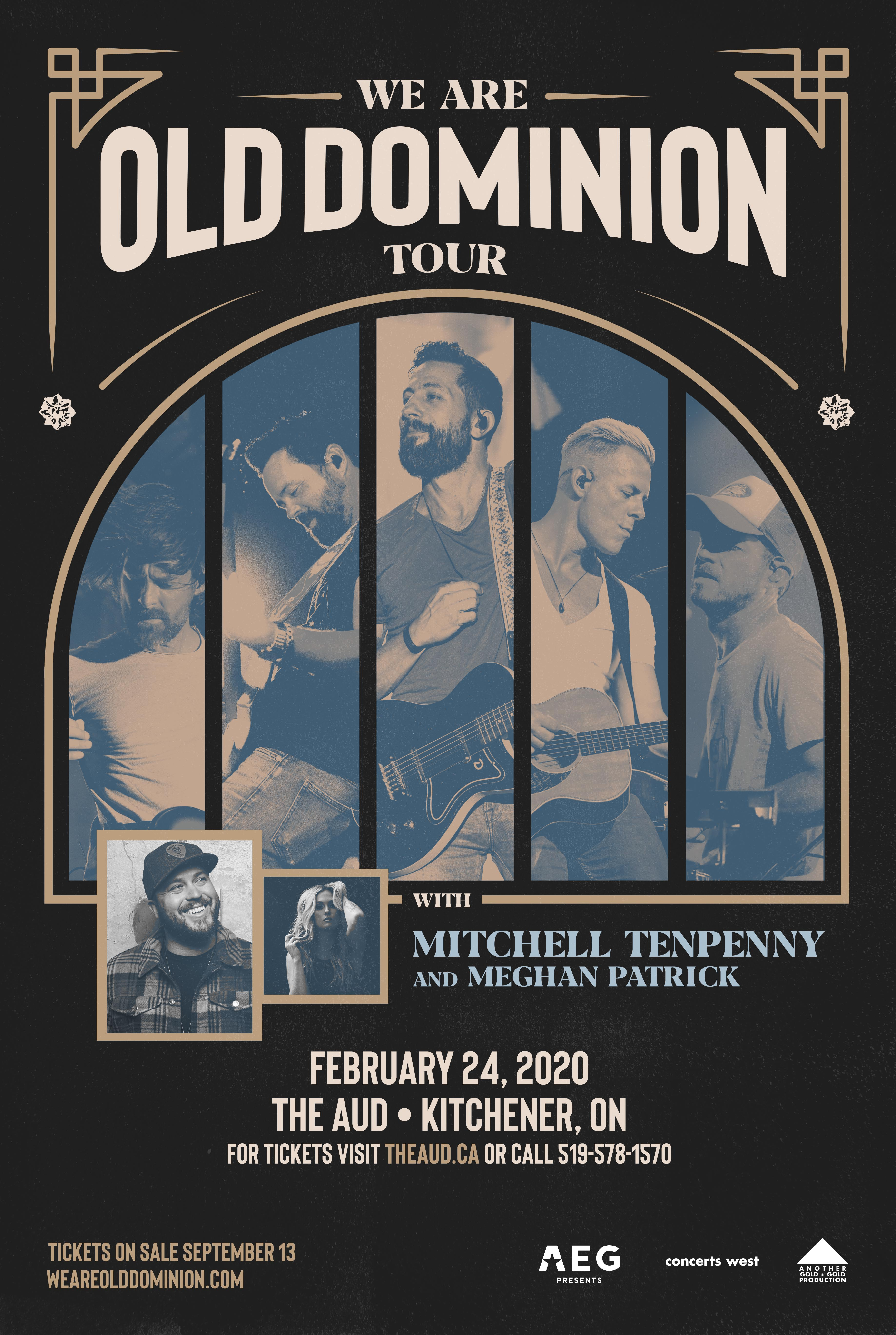 We Are Old Dominion Tour
