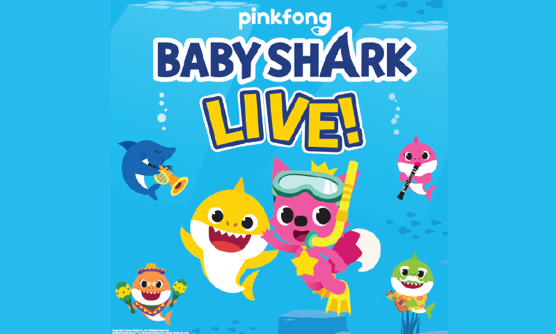 Pinkfong's Baby Shark Live! Kitchener
