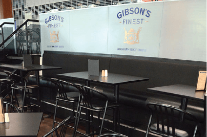 Gibson's Finest Sports Bar & Grill_restaurantinterior